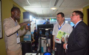 Nigerian engineer, Monday Eyoh unveils new 3D printer