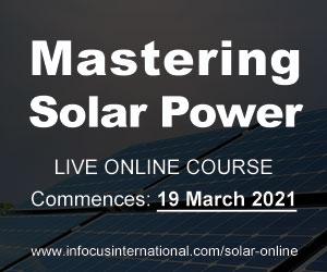 Infocus Mastering Solar Power